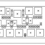 06, 07, 08 Mustang Fuse Box Diagram – within 2006 Ford Mustang Fuse Box Diagram