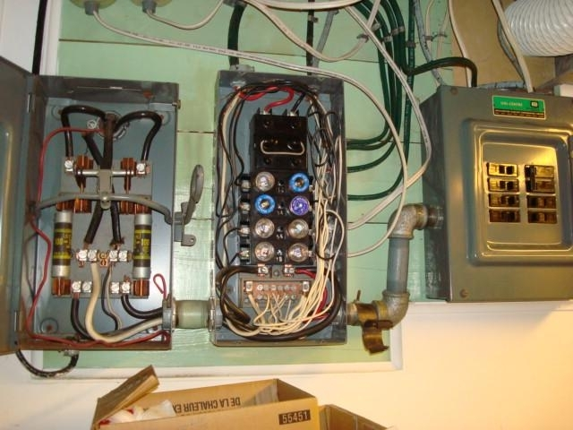 100 Amp Fuse Box. 100. Free Wiring Diagrams within 100 Amp Fuse Box
