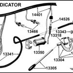 1955 Ford Wiring Diagram intended for 1955 Thunderbird Fuse Box