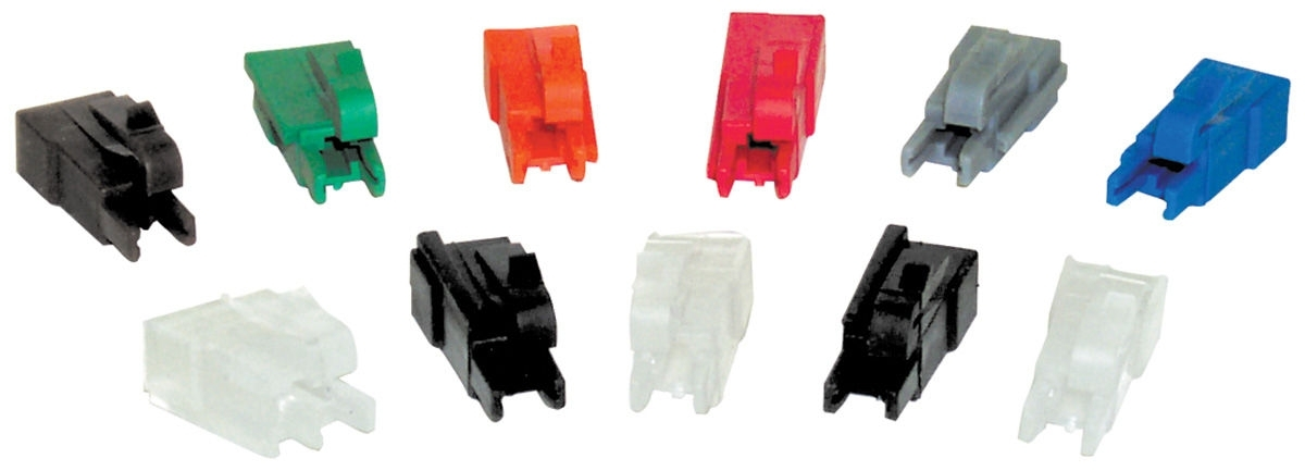 1964-72 El Camino Integrated Fuse Box Power Tap Connector Set, By for 1965 El Camino Fuse Box