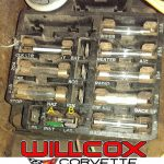 1968 Corvette Fuse Panel | Willcox Corvette, Inc. for 1955 Corvette Fuse Box Diagram