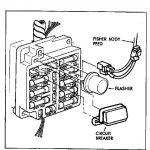 1973 Corvette Fuse Box. 1973. Automotive Wiring Diagrams in 1955 Corvette Fuse Box Diagram