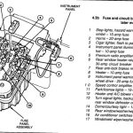 1989 Ford Bronco Tailgate Wiring Diagram - Wirdig with 1978 Ford Bronco Fuse Box