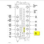 1990S Town And Country Van - Setalux inside 2001 Chrysler Town And Country Fuse Box Diagram