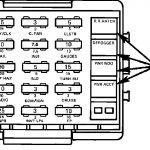 1996 Corvette Fuse Box. 1996. Automotive Wiring Diagrams in 1955 Corvette Fuse Box Diagram
