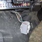Dodge Caravan Questions – Where Is The Fuse For The Back Brake in ...