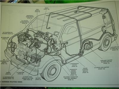 1993 gmc safari fuse diagram