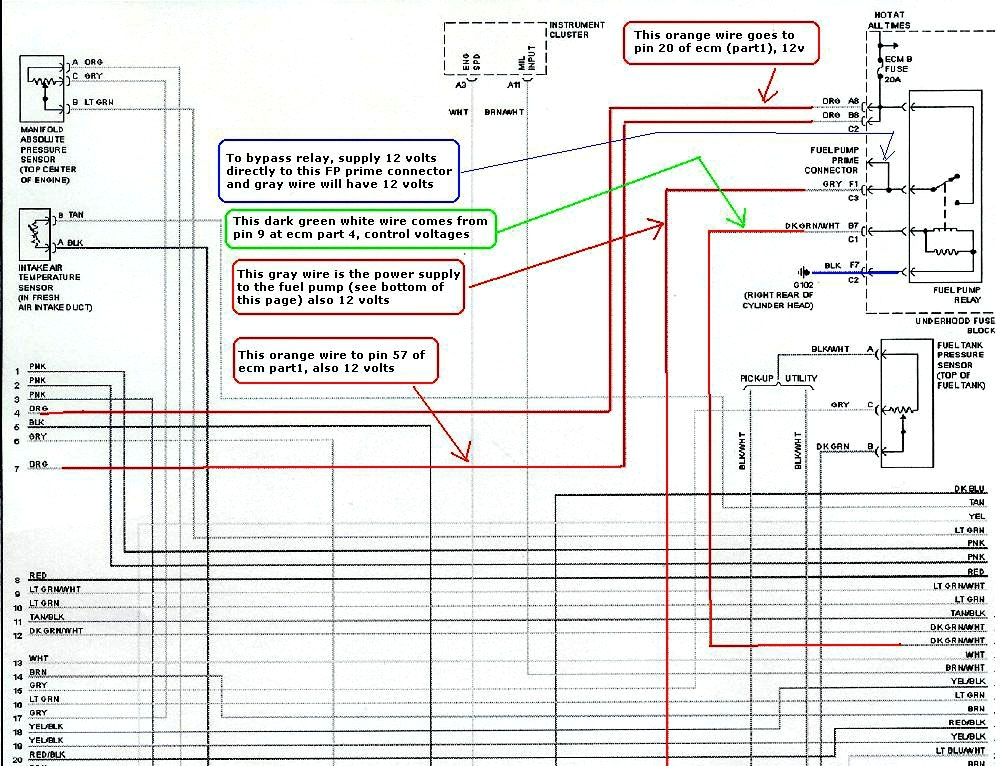 1997 Gmc Safari Fuse Box Diagram - Vehiclepad | 1998 Gmc Safari inside 2005 Gmc Safari Fuse Box Diagram