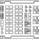 2001 E350 Fuse Box Diagram - Fixya for E350 Fuse Box Diagram