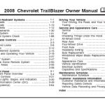 2002 Chevrolet Trailblazer Fuse Box Diagram with 2002 Chevy Trailblazer Fuse Box Diagram