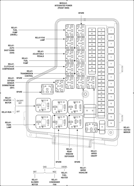 2004 Jeep Liberty Fuse Box Diagram Block Rhkolanya: 2004 Jeep Liberty Radio Diagram At Gmaili.net