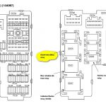 2005 Ford Explorer: The Fuse Box Under The Hood There..actuator for 2005 Ford Explorer Fuse Box Diagram