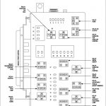 2006 Chrysler 300C Fuse Box Diagram throughout Chrysler 300 2005 Fuse Box