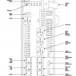 2006 Chrysler 300C Fuse Box Diagram within 2006 Chrysler 300 Fuse Box Diagram