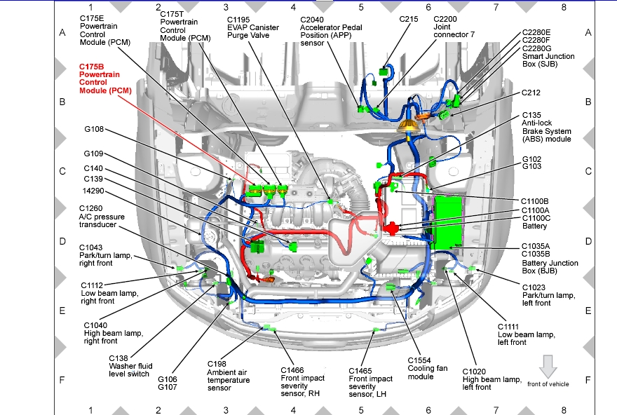 2007 ford fusion wiring diagram wiring diagram and schematic design intended for 2013 ford fusion fuse box diagram 2007 ford fusion wiring diagram 2007 lincoln mkx wiring diagram ford fusion wiring diagram at suagrazia.org