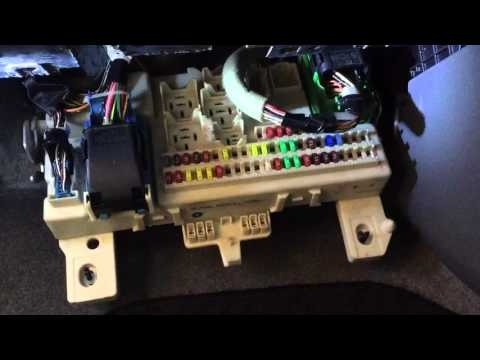2007 Mazda 3 - Locate Fuse Box & Check Fuse - Youtube with Mazda 3 Fuse Box