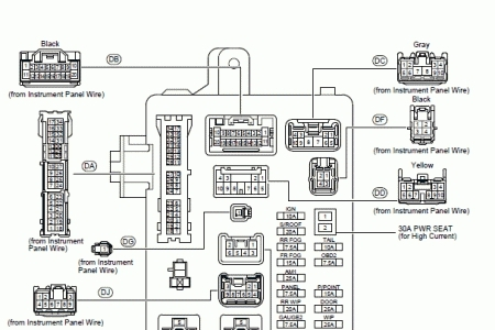 2007 Toyota Camry Fuse Box Diagram In Addition Hero Honda Karizma intended for 2007 Toyota Camry Fuse Box