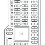 2010 Ford Flex Fuse Box Diagram. 2010. Free Wiring Diagrams within 2012 Ford Fusion Fuse Box
