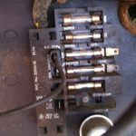 64 Fuse Block - The 1947 - Present Chevrolet & Gmc Truck Message regarding 1965 Chevy C10 Pick Up Fuse Box