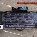 89 Toyota Fuse Box in 89 Toyota Pickup Fuse Box