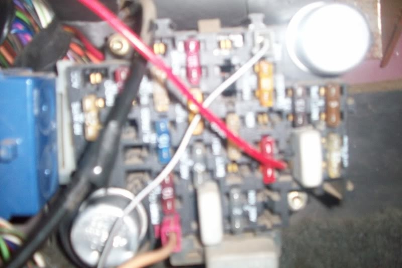 92 Jeep Wrangler Fuse Box Diagram Fuse Box And Wiring