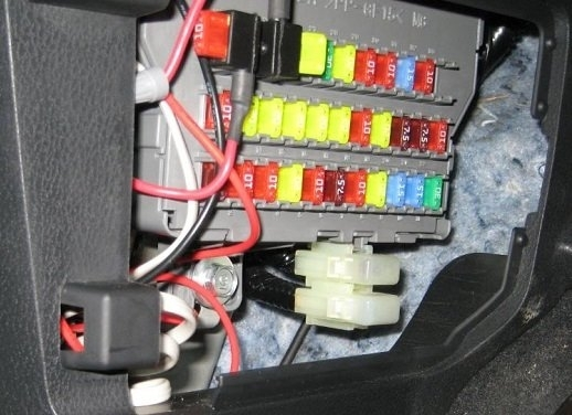 Acura Mdx Fuse Box Diagram - Acurazine intended for Acura Mdx Fuse Box