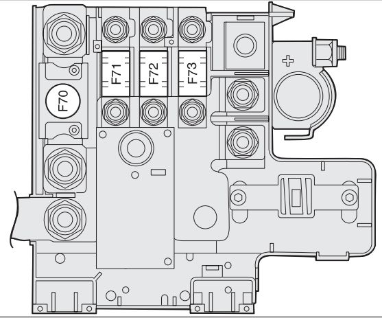 Alfa Romeo 147 (2005 To 2010) Fuse Box Diagram Location Amperage in Alfa 147 Fuse Box Diagram