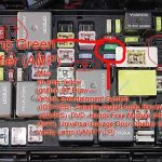 Amp Remote Cable To Fuse Box???? intended for 2008 Jeep Wrangler Fuse Box