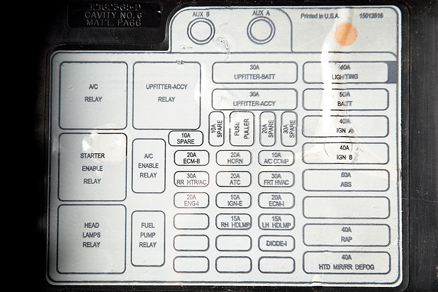 Astrosafari • What Is This? inside 2005 Gmc Safari Fuse Box Diagram