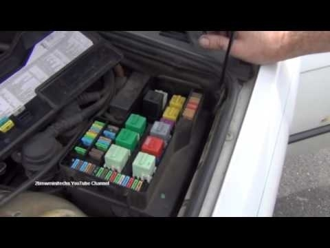 Bmw 3 Series E36 Cigarette Lighter Fuse Location And regarding Bmw 1 Series Fuse Box Location