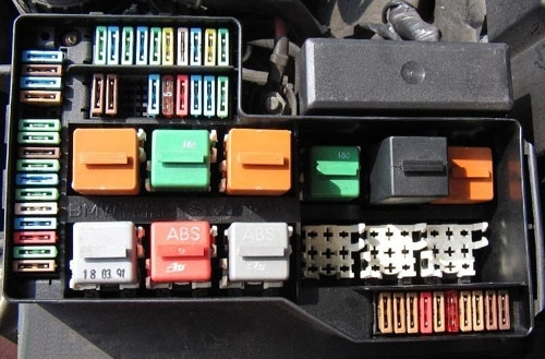 1995 bmw 318i fuse box diagram