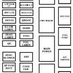 Chevrolet Aveo Mk1 (2002 – 2011) – Fuse Box Diagram | Auto Genius throughout 2005 Chevy Aveo Fuse Box Diagram