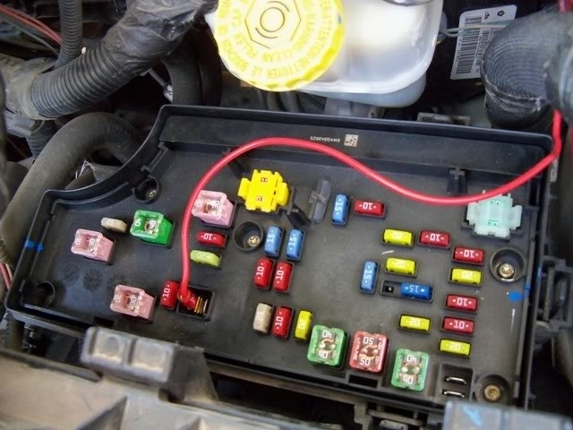 Chrysler Pt Cruiser Questions - The Windsheld Wipers On My 2006 with regard to 2006 Pt Cruiser Fuse Box Location