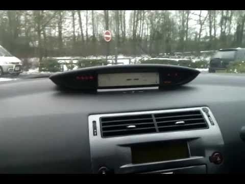 Citroen C4 Electrical Dash Failure - Youtube with Citroen C4 Fuse Box Location