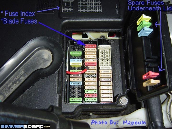 Bmw 1 Series Fuse Box Location Fuse Box And Wiring Diagram