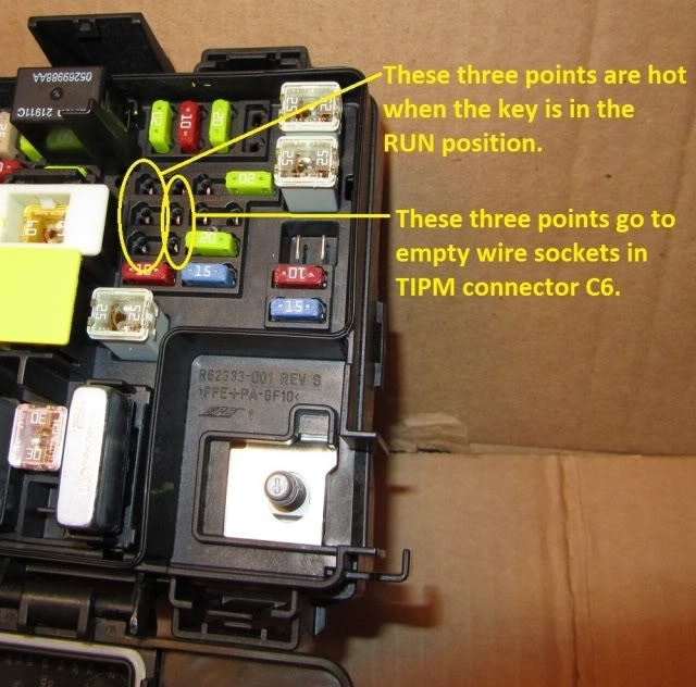 Fuse Box Jeep Jk : Jeep wrangler fuse box and wiring diagram