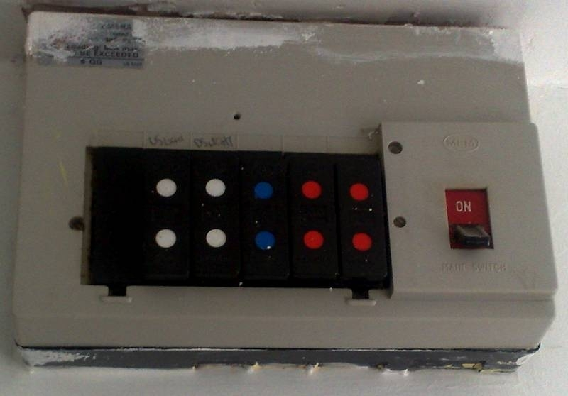 Eec247 Guide To Dealing With An Electrical Emergency within How To Reset Old Fuse Box