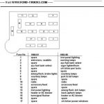 Electrical Draw - Ford Truck Enthusiasts Forums in 1979 Ford F150 Fuse Box Diagram