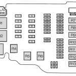 Ford Fiesta Mk6 – Sixth Generation (From 2008) – Fuse Box Diagram in Ford Fiesta 2009 Fuse Box Diagram