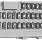 Ford Focus Mk2 (1999 – 2007) – Fuse Box Diagram (Eu Version pertaining to Ford Focus 2006 Fuse Box Layout
