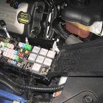 Ford Mustang V6 And Ford Mustang Gt 2005-2014 Fuse Box Diagram regarding 2005 Ford Mustang Fuse Box Location