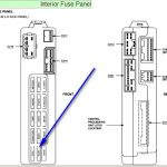 Ford Probe Fuse Box Diagram. Ford. Automotive Wiring Diagrams with regard to Ford Probe Fuse Box Diagram