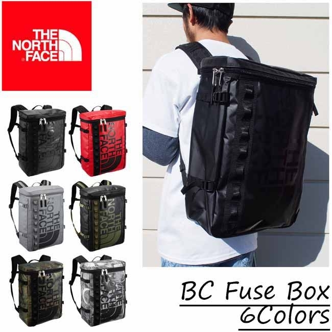Free Style | Rakuten Global Market: Bc Fuse Box 6Colors The North for North Face Fuse Box Backpack