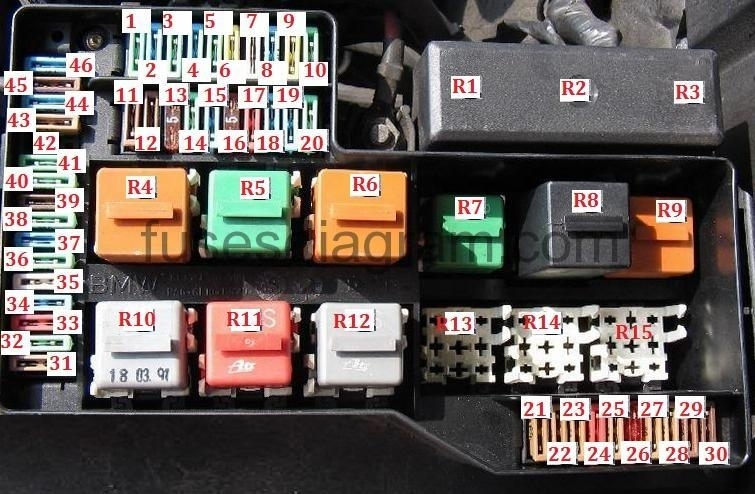 fuse and relay box diagram bmw 3 e36 inside bmw e36 fuse box diagram x5 fuse box location x5 air flow meter location wiring diagram e90 fuse box at n-0.co