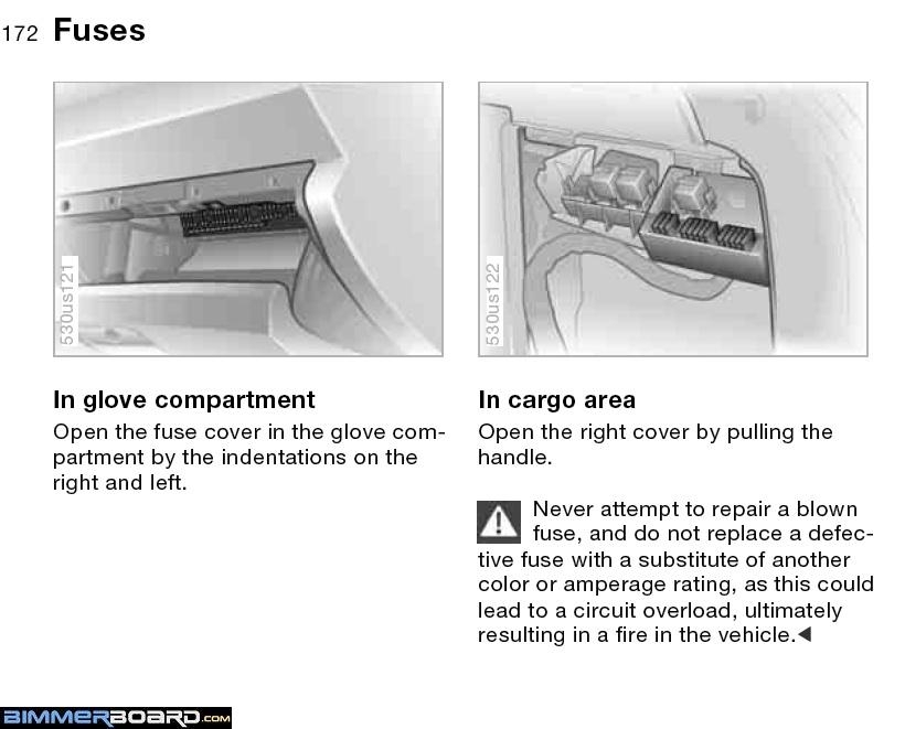 Fuse Box Diagram - Bimmerfest - Bmw Forums in Bmw X5 Fuse Box