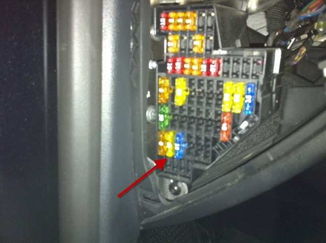 Fuse Box Diagrams? intended for Vw Passat B6 Fuse Box
