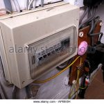 Fuse Box Electric Power Stock Photos & Fuse Box Electric Power within Fuse Box Electrical Supplies