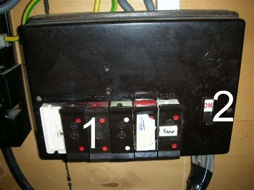 Fuse Box Breaker Won T Reset : Reset edison fuse box wiring diagram images