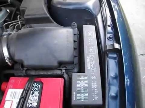 Fuse Box Locations On A 1995-2005 Chevy Cavalier - Youtube within 2000 Chevy Cavalier Fuse Box
