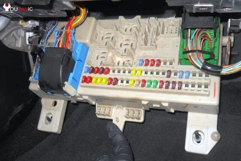 Fuse Box Mazda 3 2004-2008 | Complete List for Mazda 3 Fuse Box